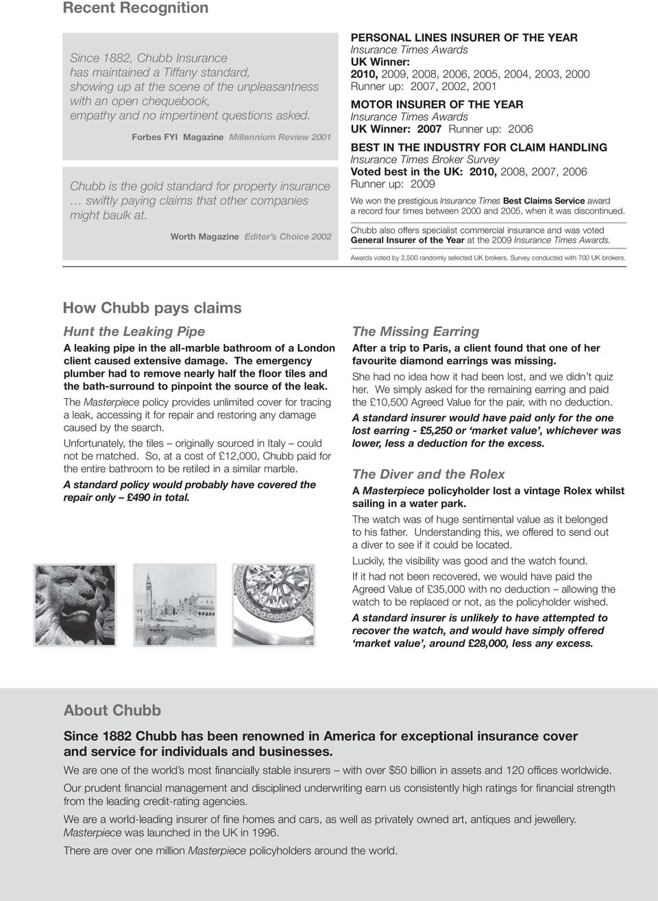 Home Policy Key Facts Pdf