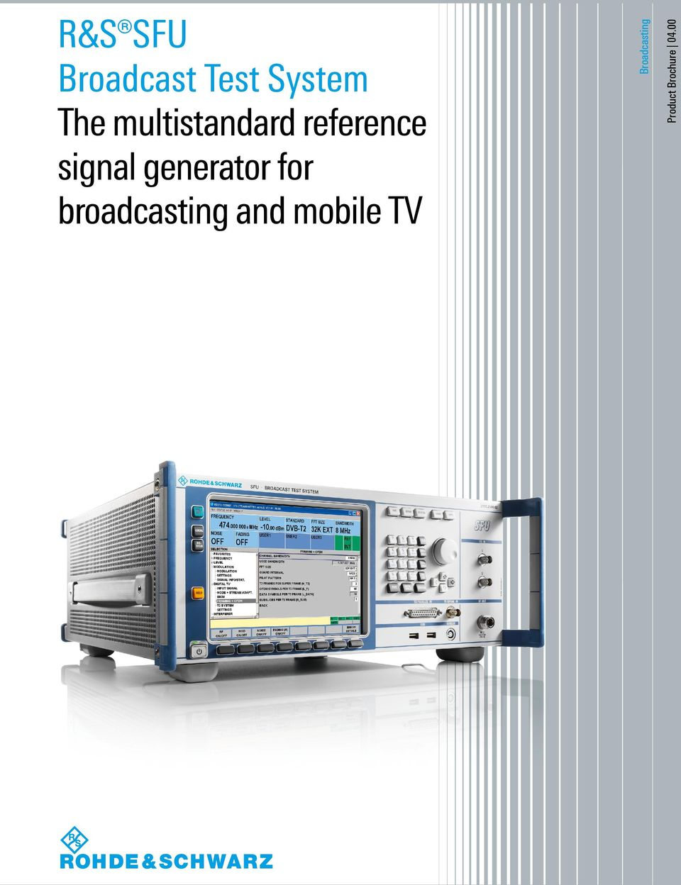 The multistandard reference signal