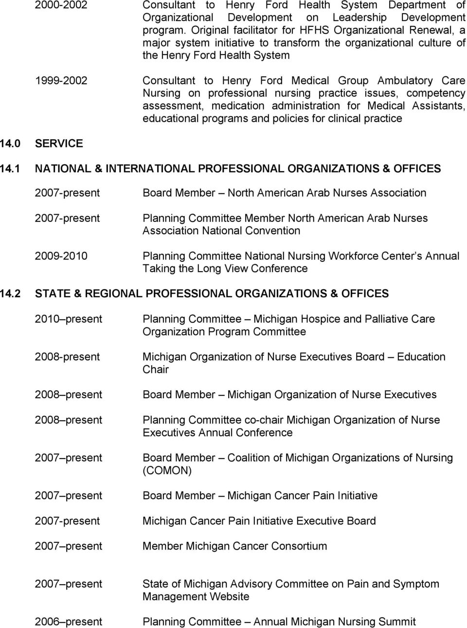 Group Ambulatory Care Nursing on professional nursing practice issues, competency assessment, medication administration for Medical Assistants, educational programs and policies for clinical practice