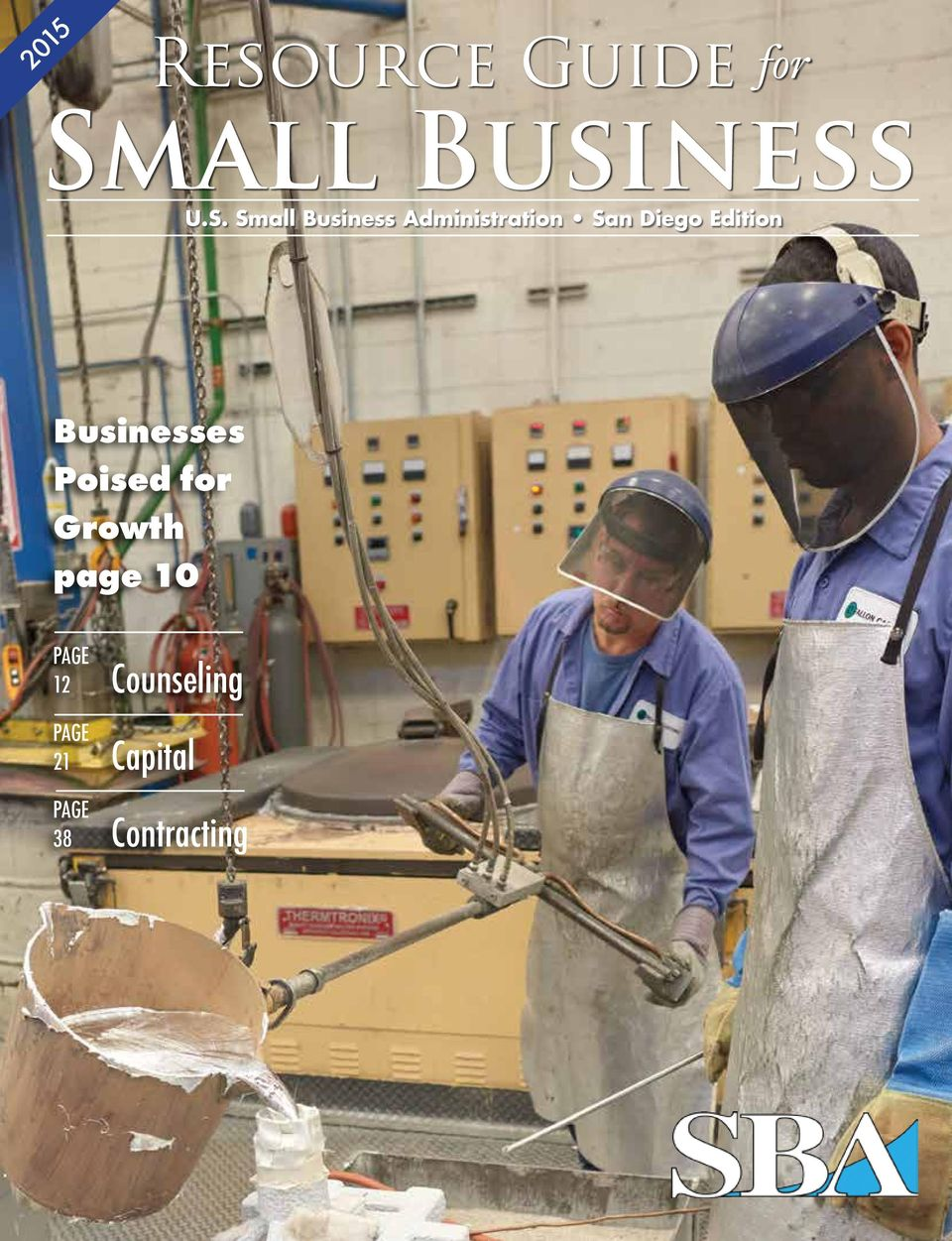 Small Business Administration San Diego
