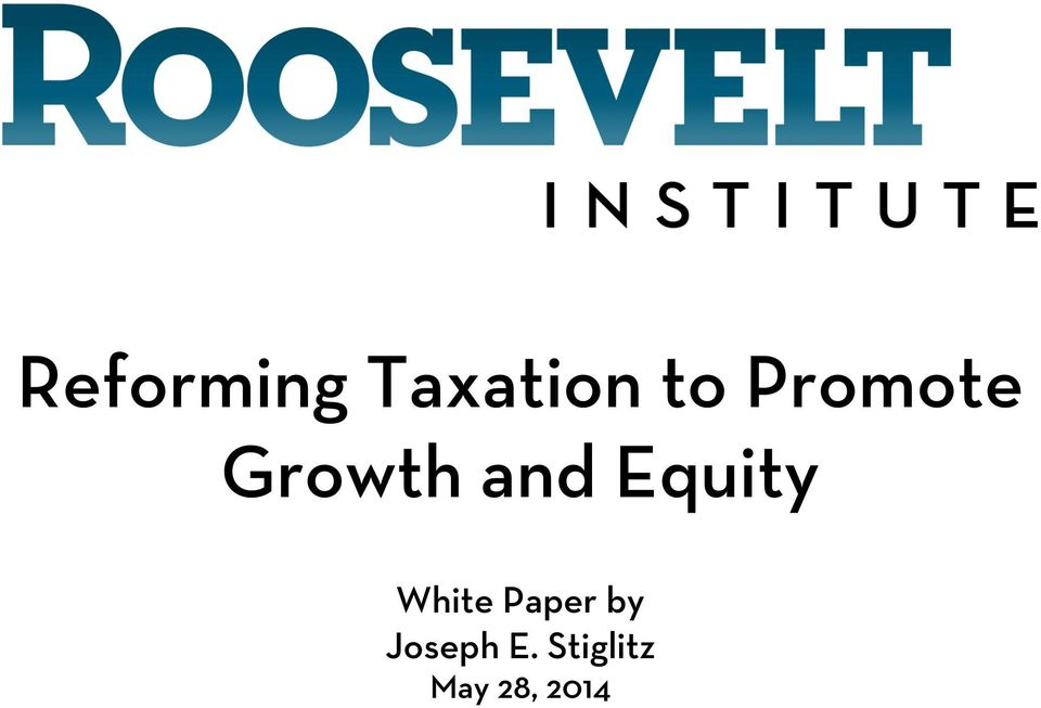 Equity White Paper by