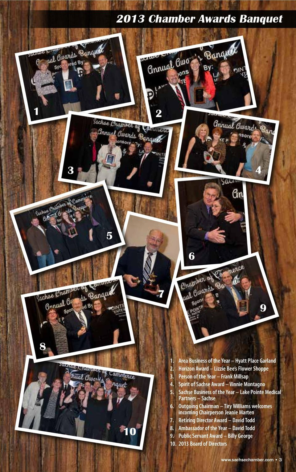 Sachse Business of the Year Lake Pointe Medical Partners Sachse 6.