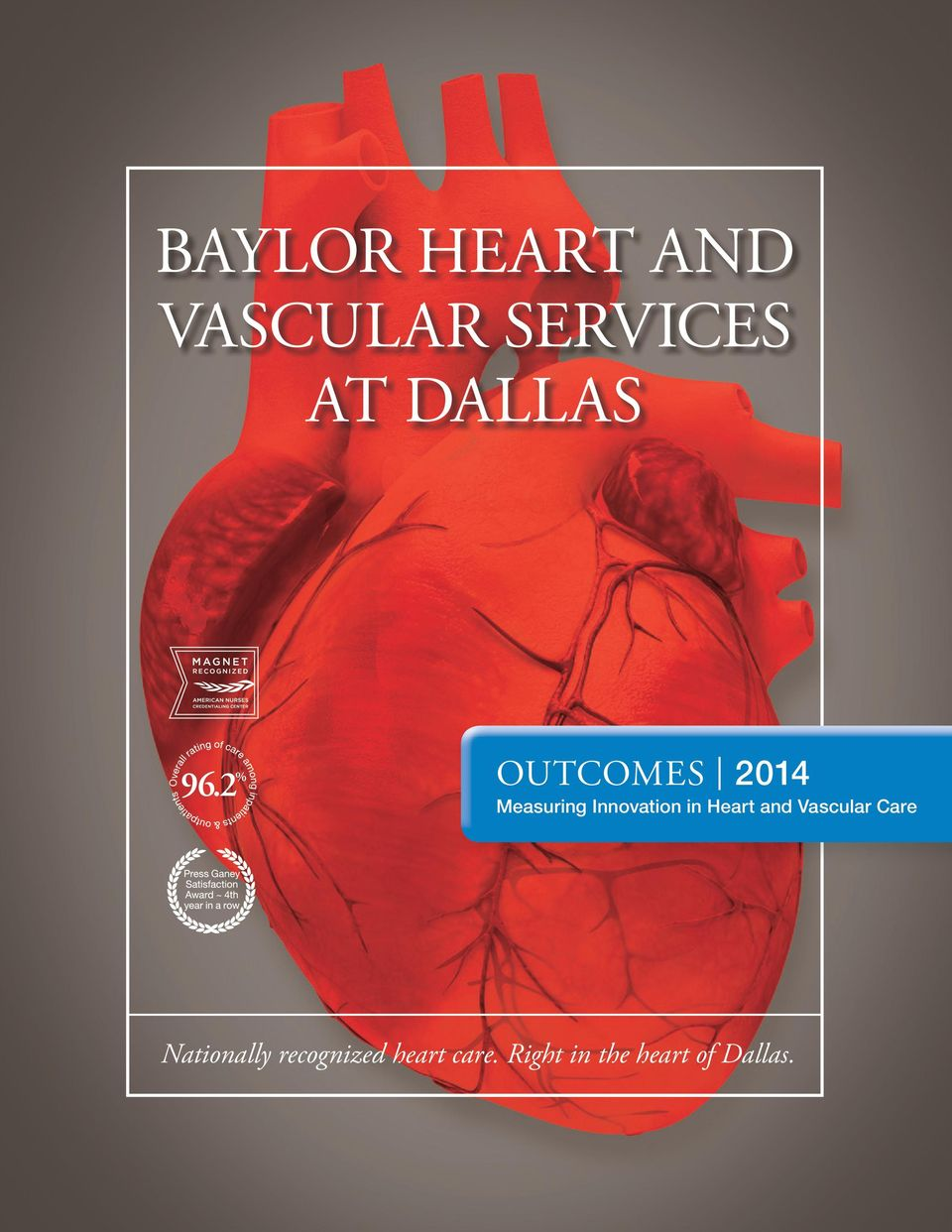 in Heart and Vascular Care Nationally
