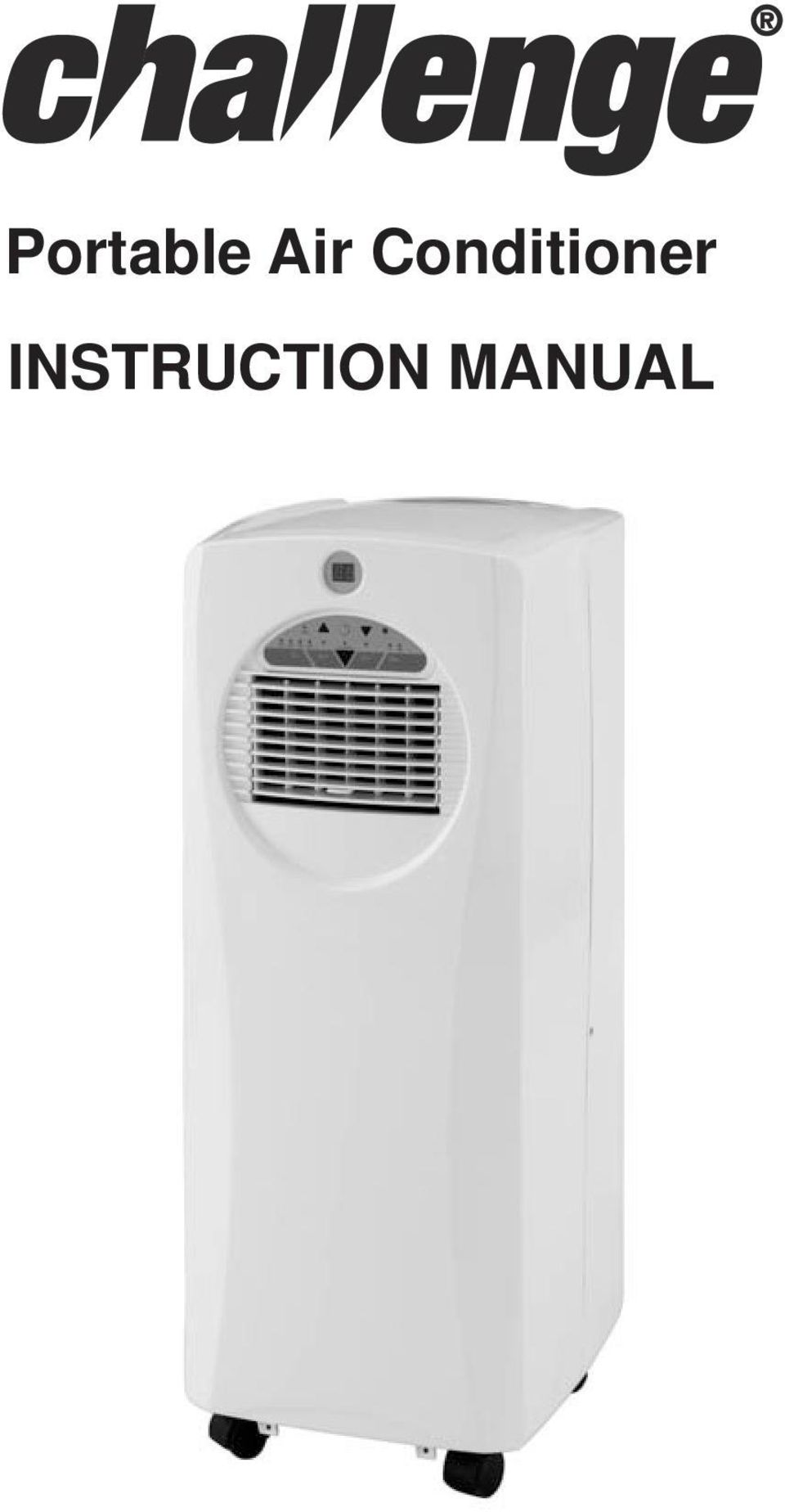 portable air conditioner instruction manual pdf. Black Bedroom Furniture Sets. Home Design Ideas