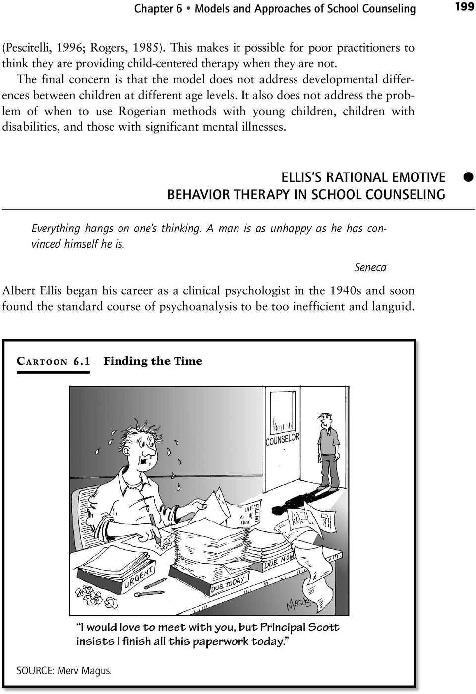 albert ellis rational emotive therapie pdf
