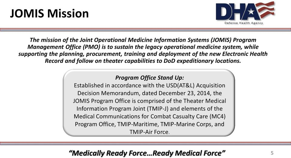 joint mission planning system