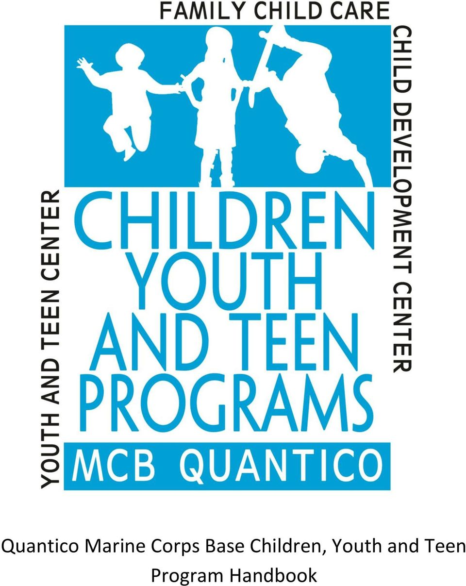 Children, Youth