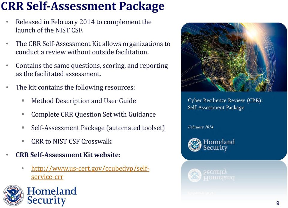 Contains the same questions, scoring, and reporting as the facilitated assessment.