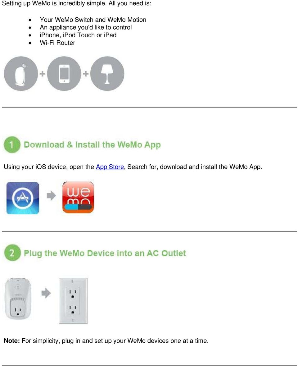 control iphone, ipod Touch or ipad Wi-Fi Router Using your ios device, open the