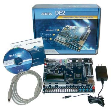 Chapter 1 DE2 Package The DE2 package contains all components needed to use the DE2 board in conjunction with a computer that runs the