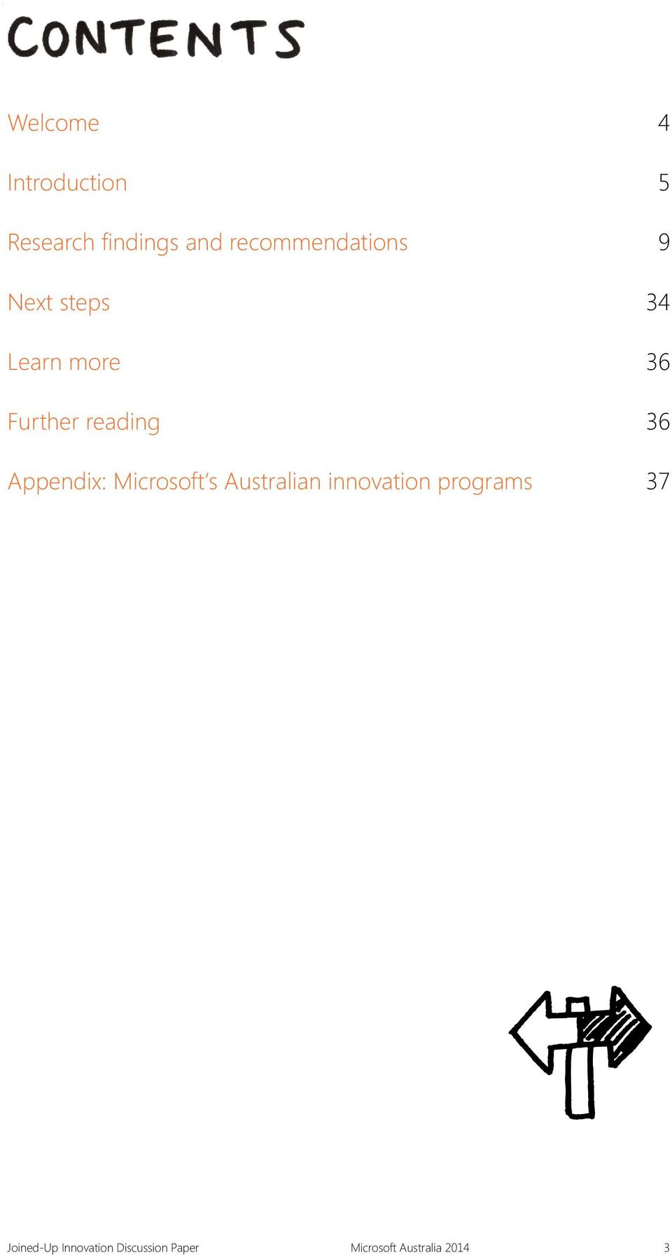 reading 36 Appendix: Microsoft s Australian innovation
