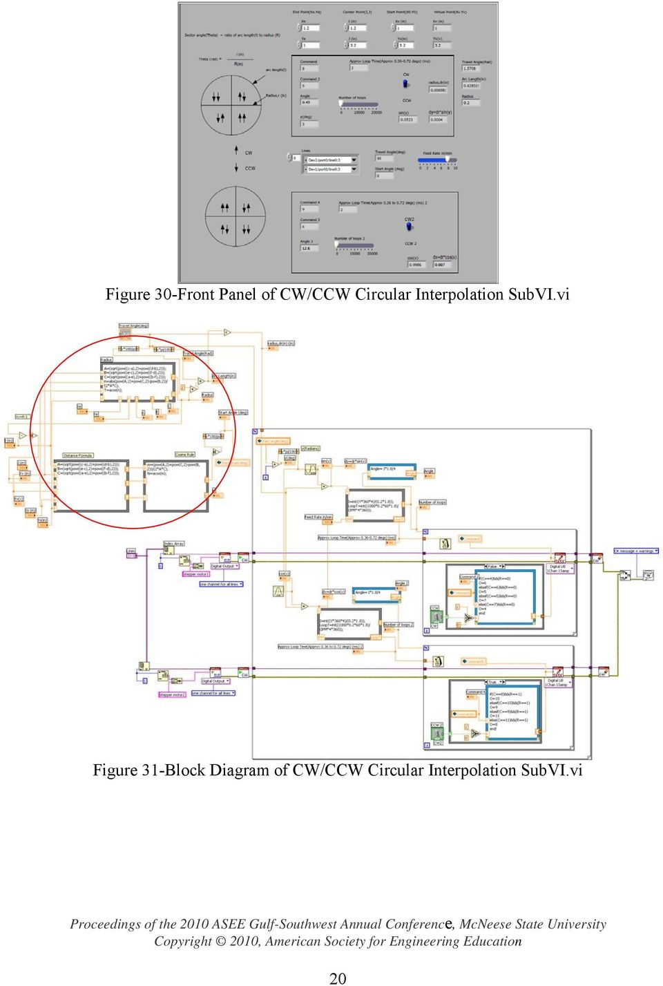 vi Figure 31-Block Diagram of