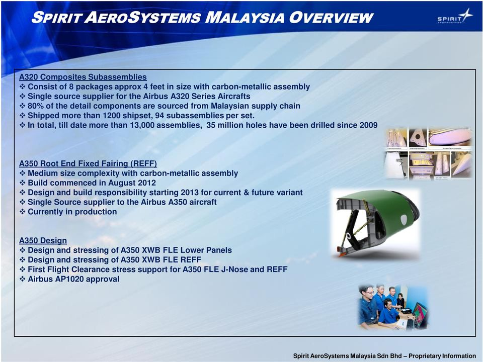 Propelling malaysia into global aerospace hub francis hiew managing in total till date more than 13000 assemblies 35 million holes have been drilled fandeluxe Image collections
