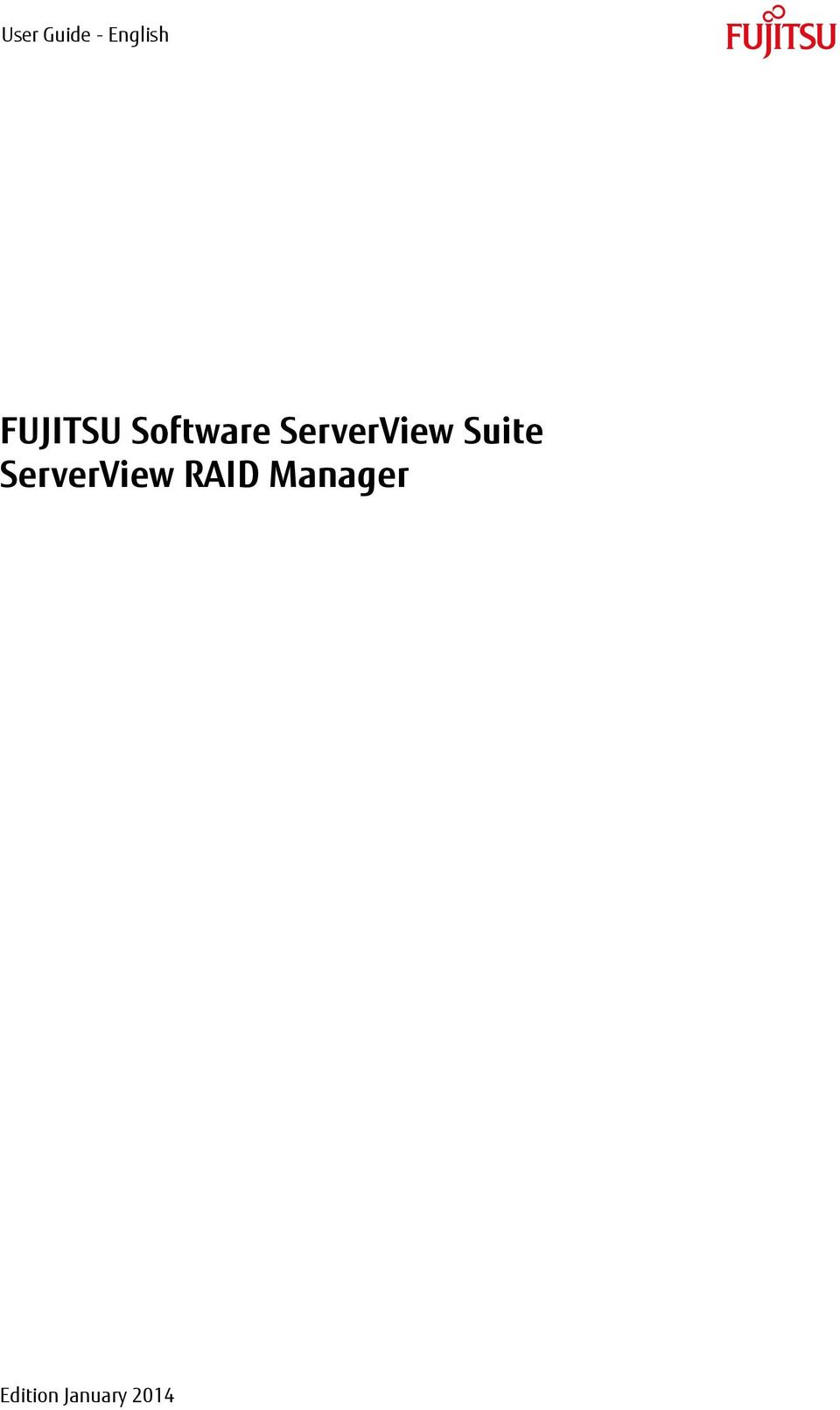 ServerView Suite