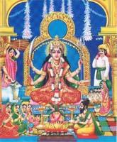 Thursday Dedicated to Hindu God Vishnu and Brihaspati In Hinduism, each day in a week is dedicated to a particular god in the Hindu pantheon.