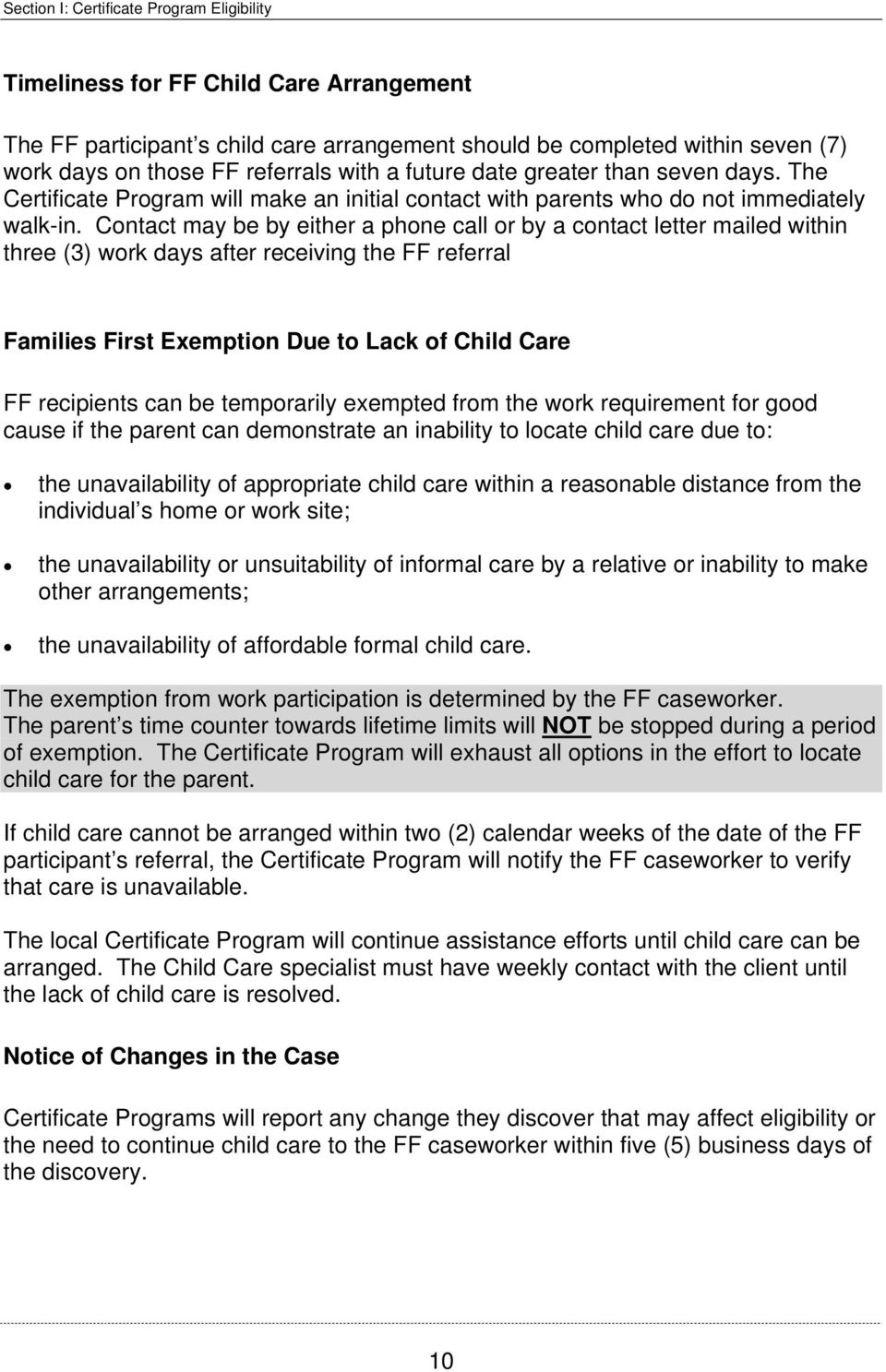 state of tennessee department of human services child care contact be by either a phone call or by a contact letter mailed in three