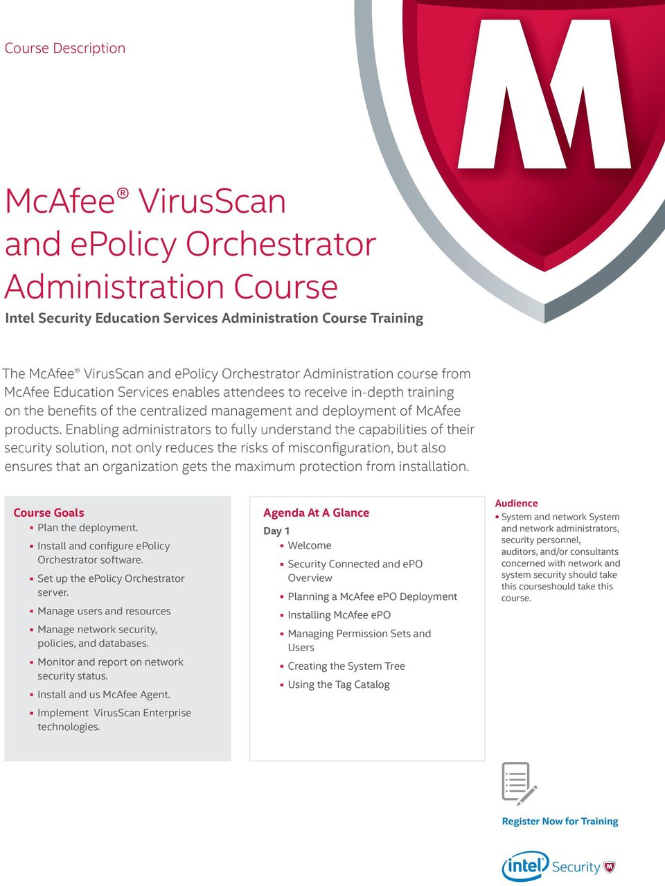 Enabling administrators to fully understand the capabilities of their security solution, not only reduces the risks of misconfiguration, but also ensures that an organization gets the maximum
