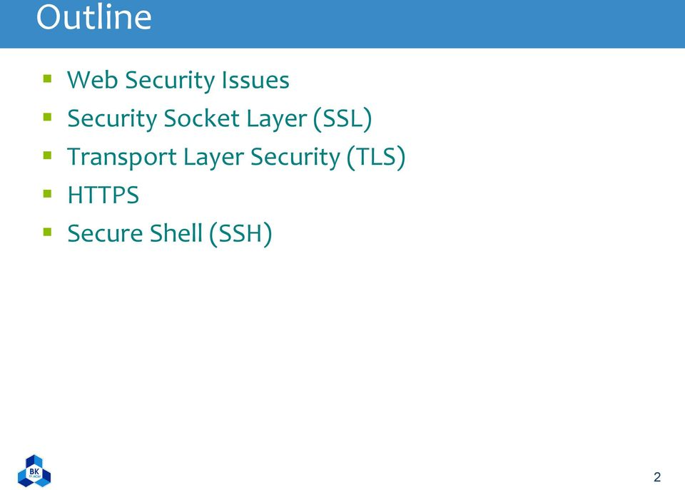 transport layer security and secure shell essay