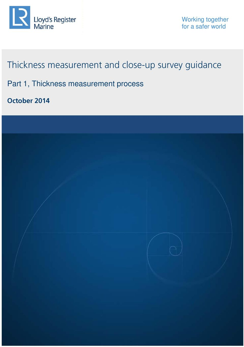 close-up survey guidance Part 1,