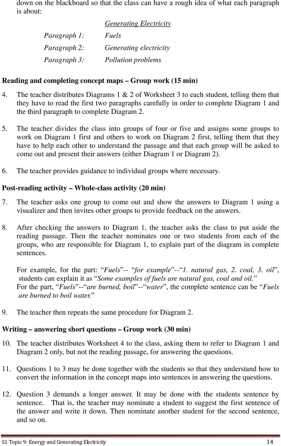 Pictures Kinetic Energy Problems Worksheet Beatlesblogcarnival – Energy Worksheet Answers