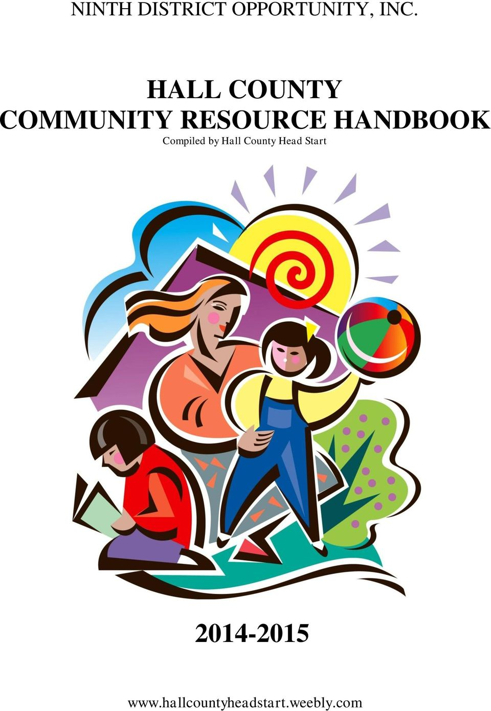 HANDBOOK Compiled by Hall County Head