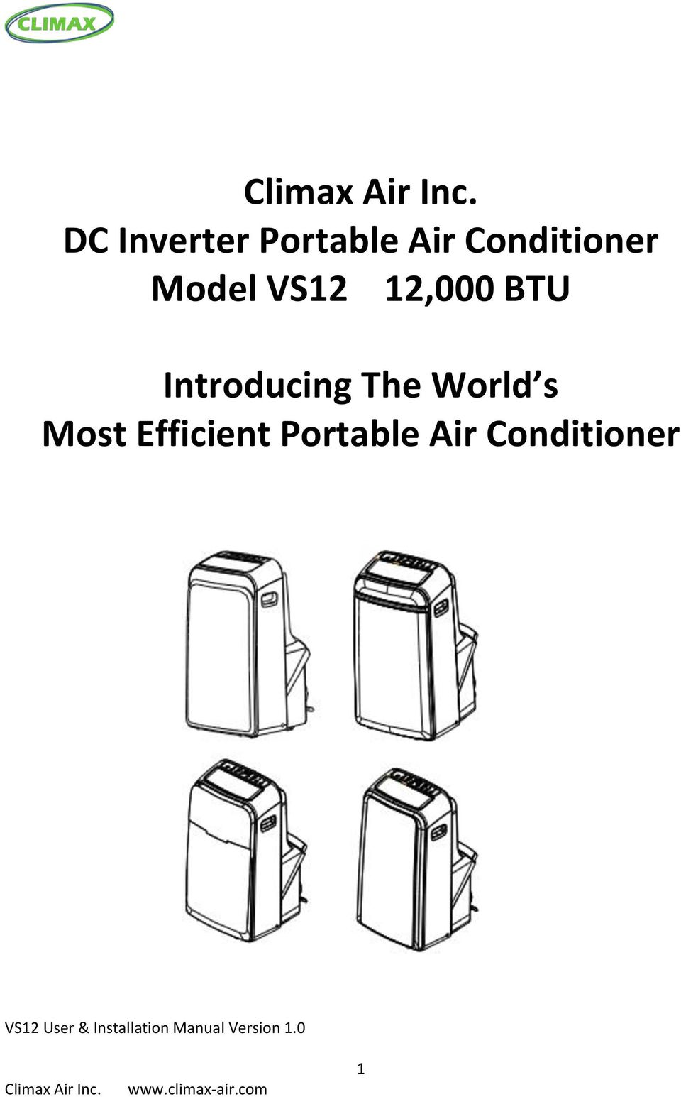 World s Most Efficient Portable Air
