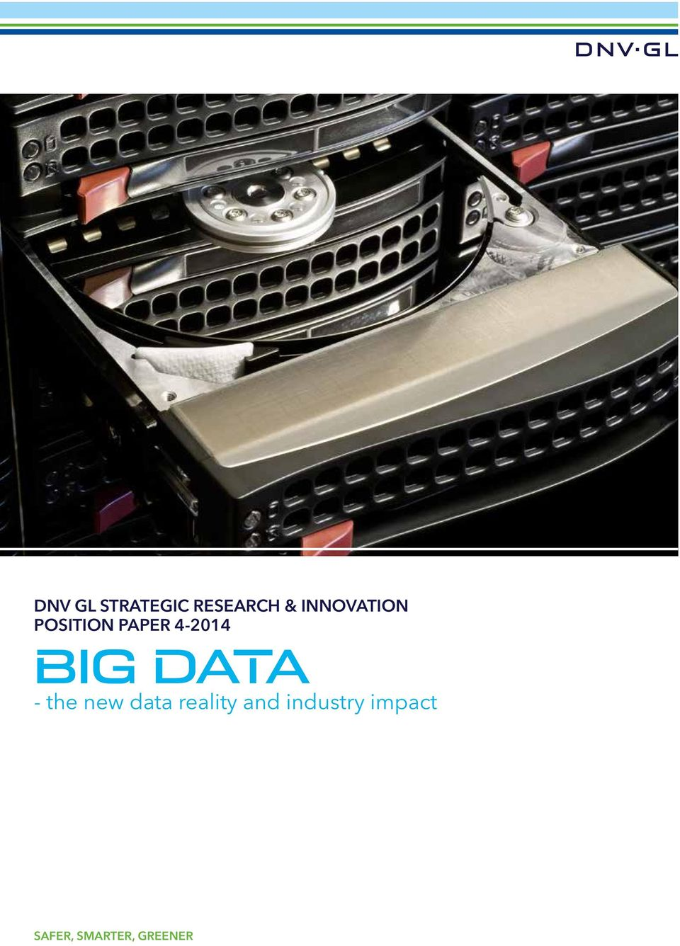 BIG DATA - the new data reality