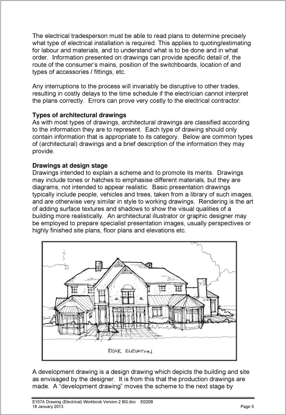 Dorable Types Of Wiring Installation Sketch - Electrical Circuit ...