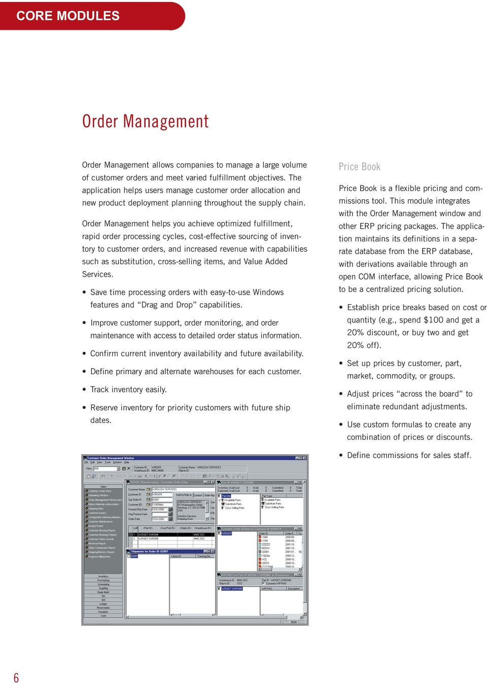Order Management helps you achieve optimized fulfillment, rapid order processing cycles, cost-effective sourcing of inventory to customer orders, and increased revenue with capabilities such as