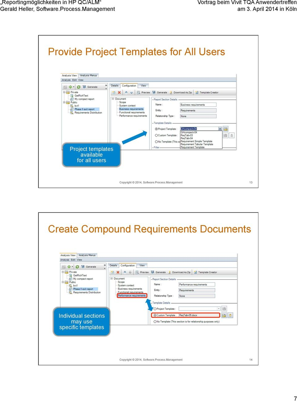 Management 13 Create Compound Requirements Documents Individual