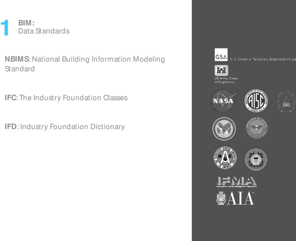 Standard IFC: The Industry Foundation