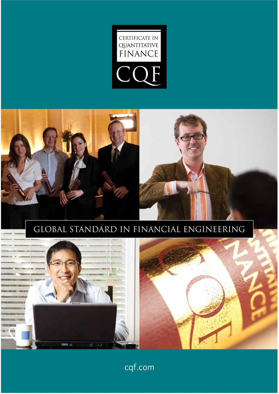Certificate In Finance Cqf Global Standard In Financial Engineering