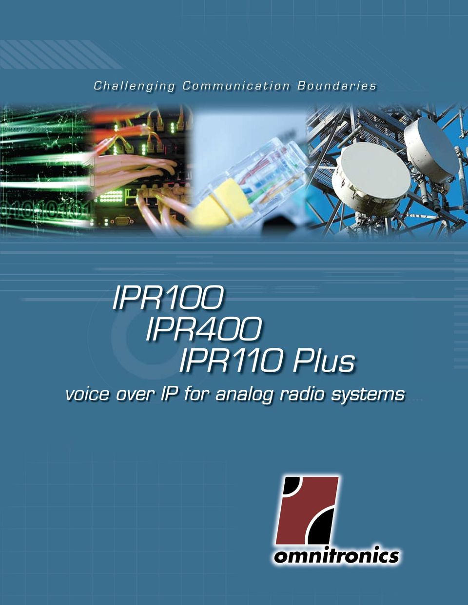 IPR110 Plus voice over IP