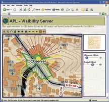 ArcGIS Server provides the framework to build and deploy centralized ISR-, C4I- and PE-based GIS applications and services for the defense and intelligence communities.