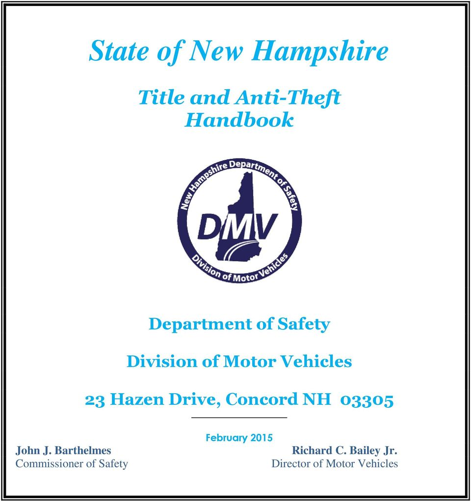 state of new hampshire pdf