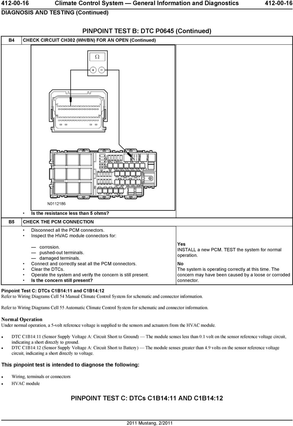 SECTION Climate Control System General Information and Diagnostics - PDF