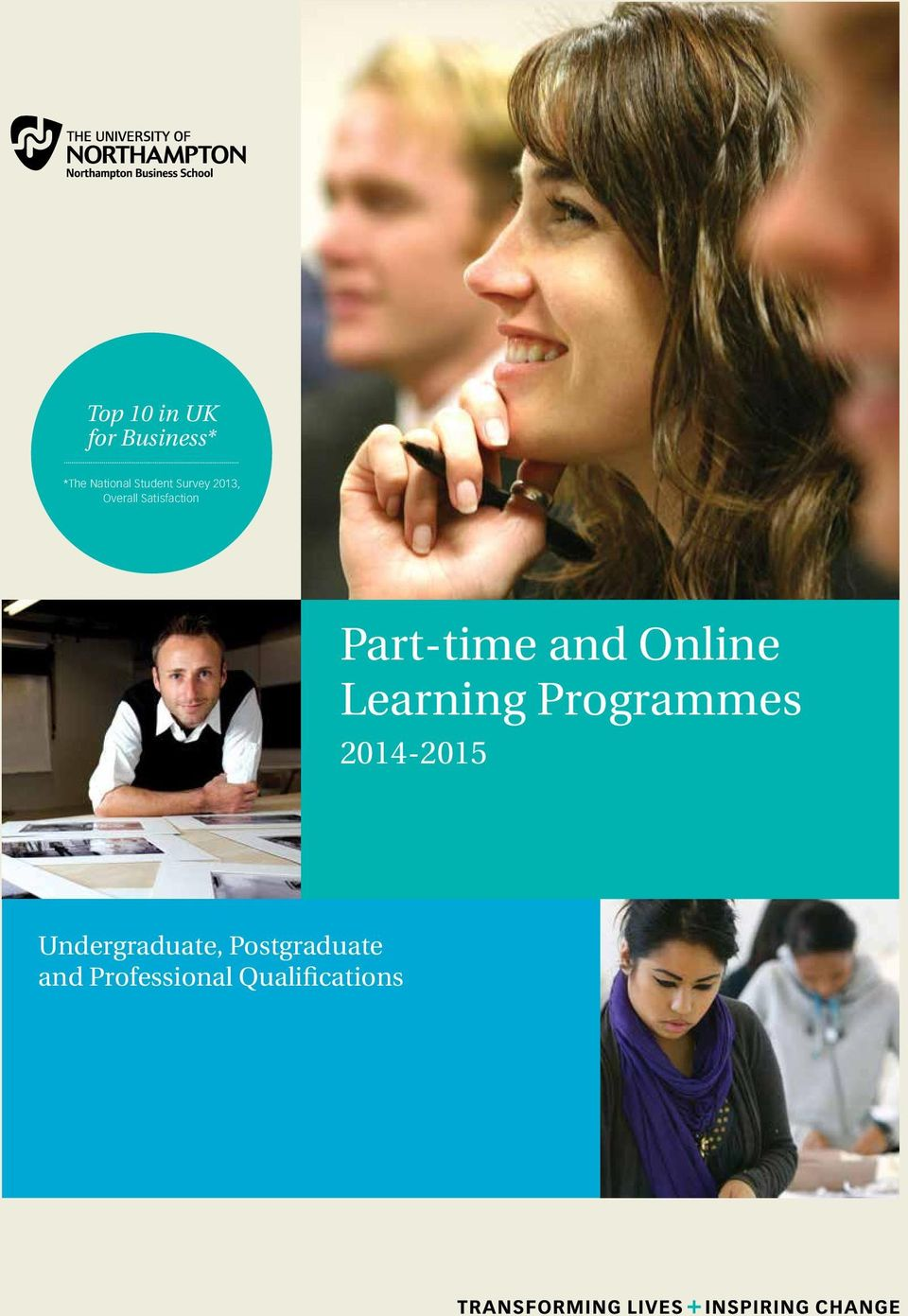 Online Learning Programmes 2014-2015