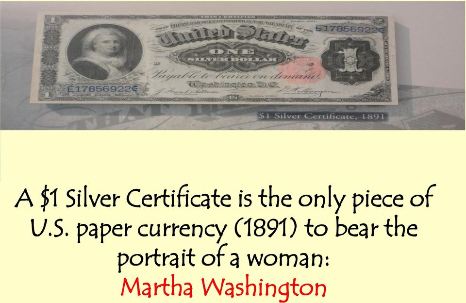 paper currency (1891) to bear