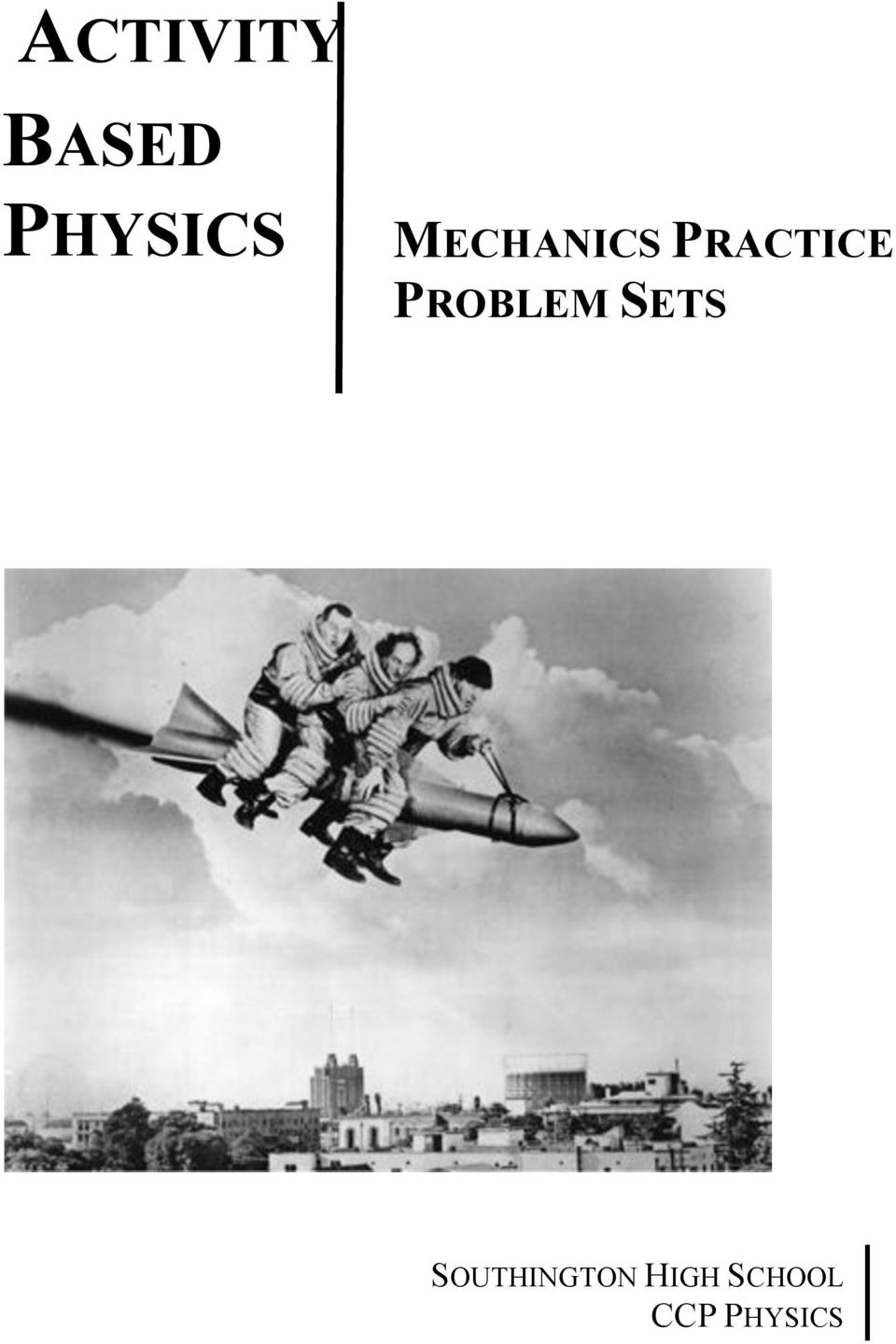 physics problem sets The feynman lectures on physics was based on a two-year introductory physics course that richard feynman taught at caltech from 1961 to 1963 it was physics 1c homework problem set 1 [mar 30, 62] problem set 2 [apr 02, 62] problem set 3 [apr 10, 62.