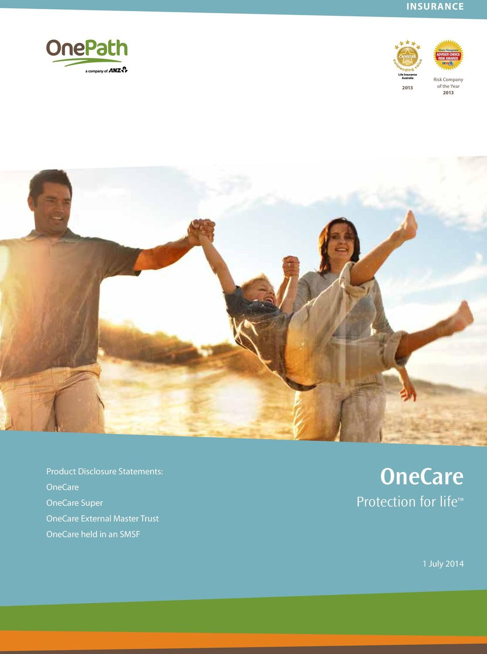 OneCare External Master Trust OneCare held in