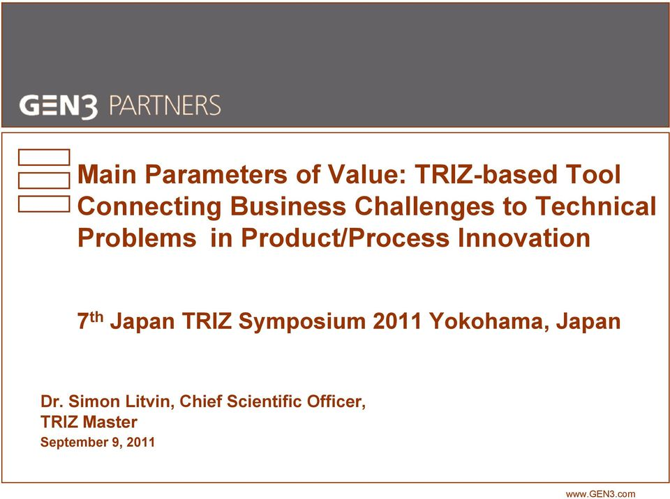 product and process innovation relationship problems