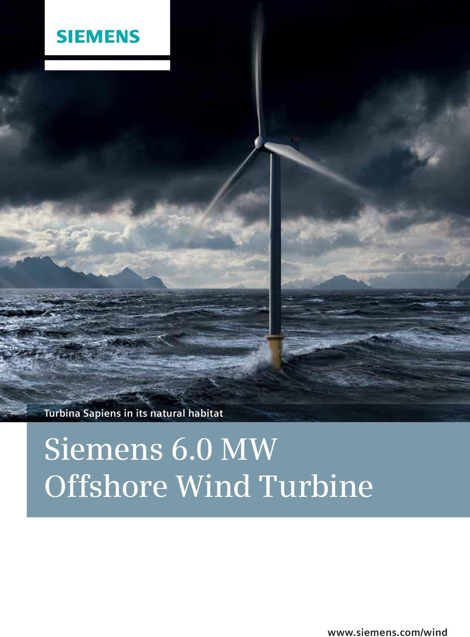 6.0 MW Offshore Wind