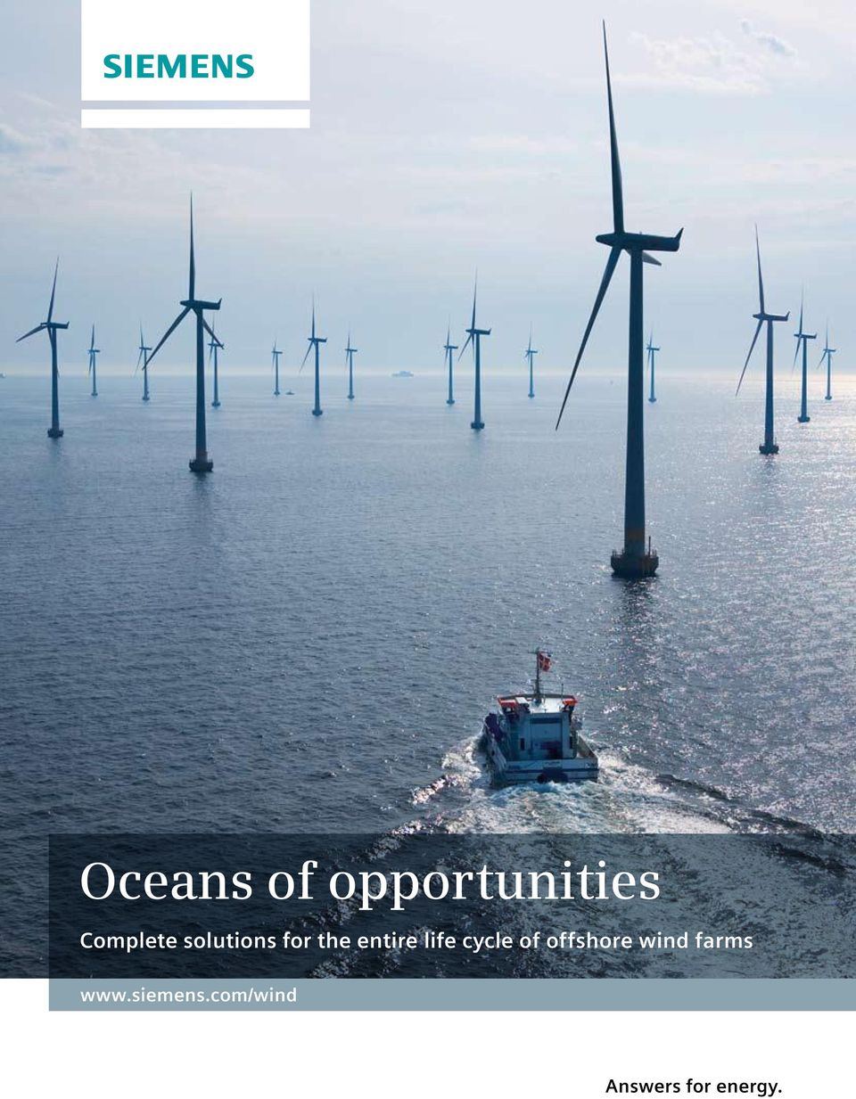cycle of offshore wind farms www.