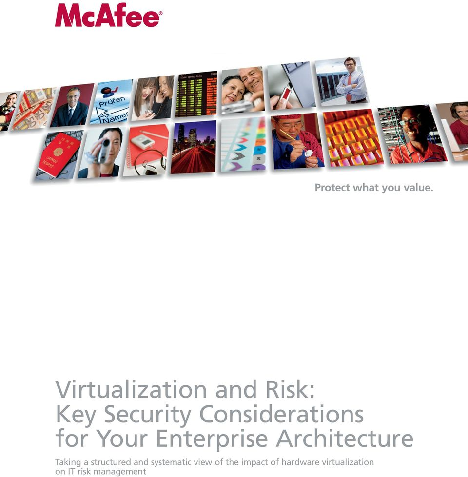 for Your Enterprise Architecture Taking a structured