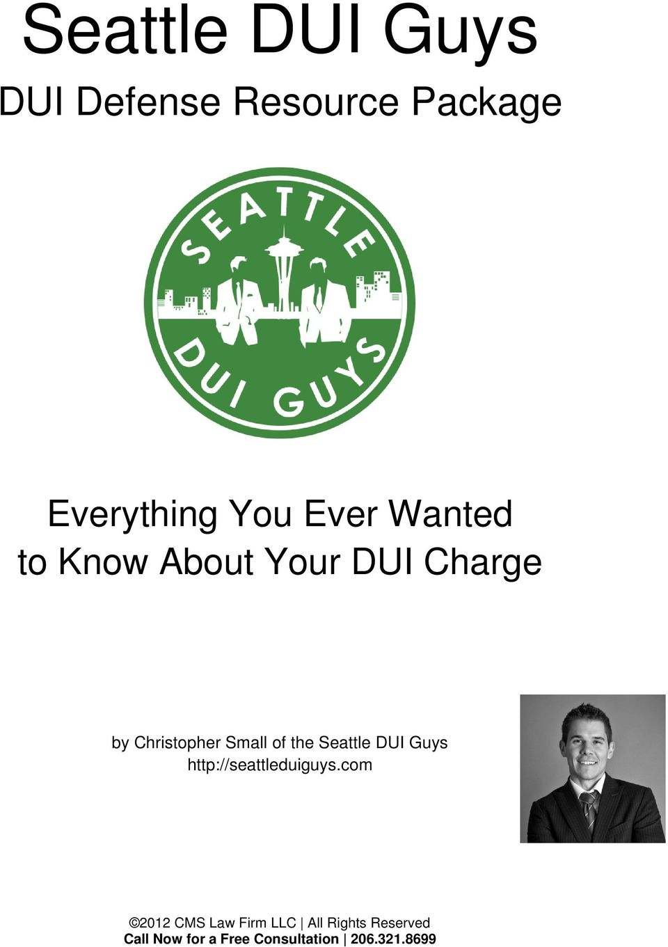 About Your DUI Charge by Christopher Small