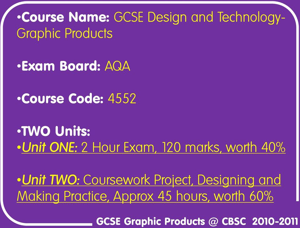 gcse ict coursework 2009 R wwwocrorguk/gcse2012 gcse 2012 ict specification j461 – full course j061 – short course version 2 august 2013 information technology.