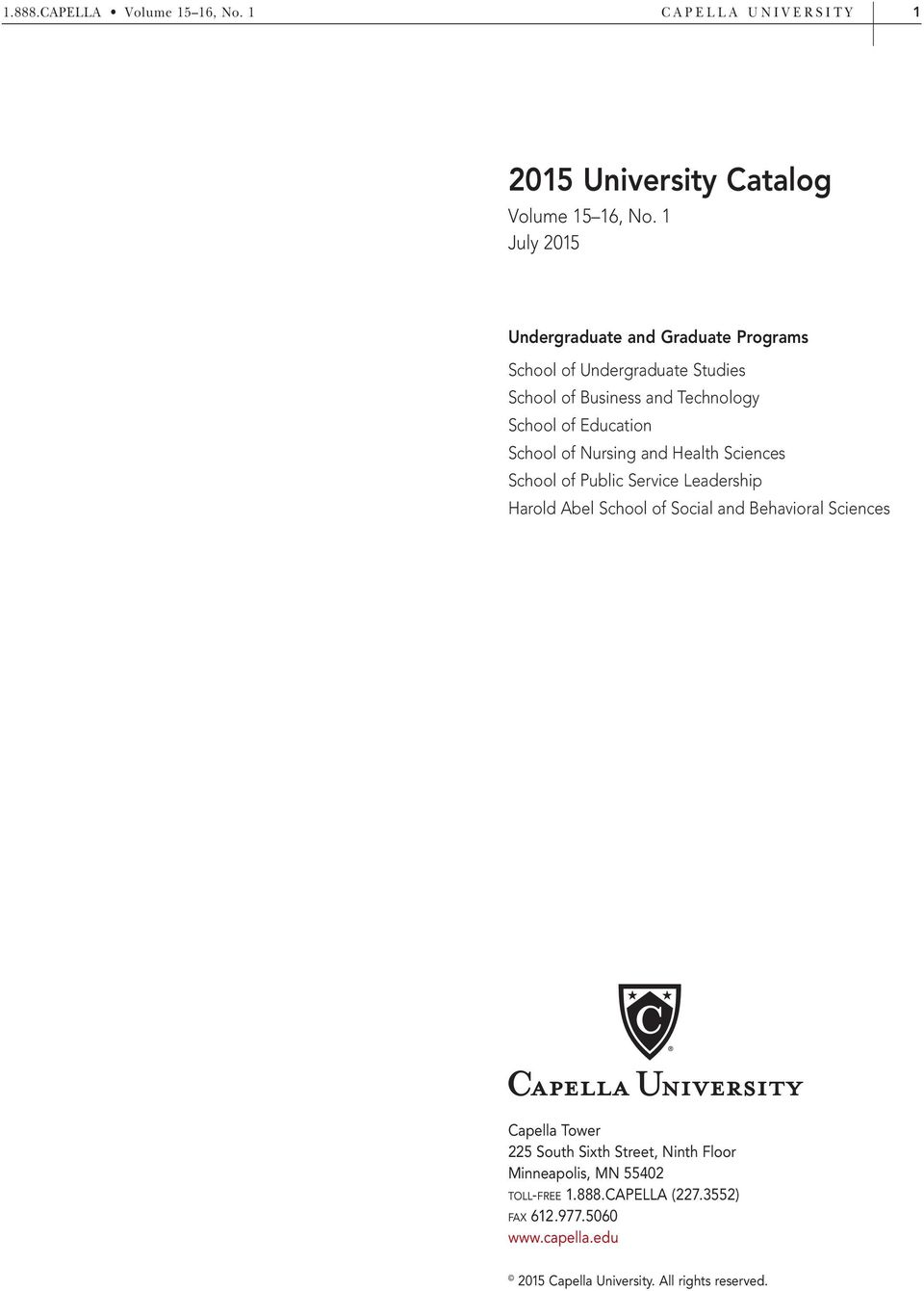 Capella Edd Dissertation