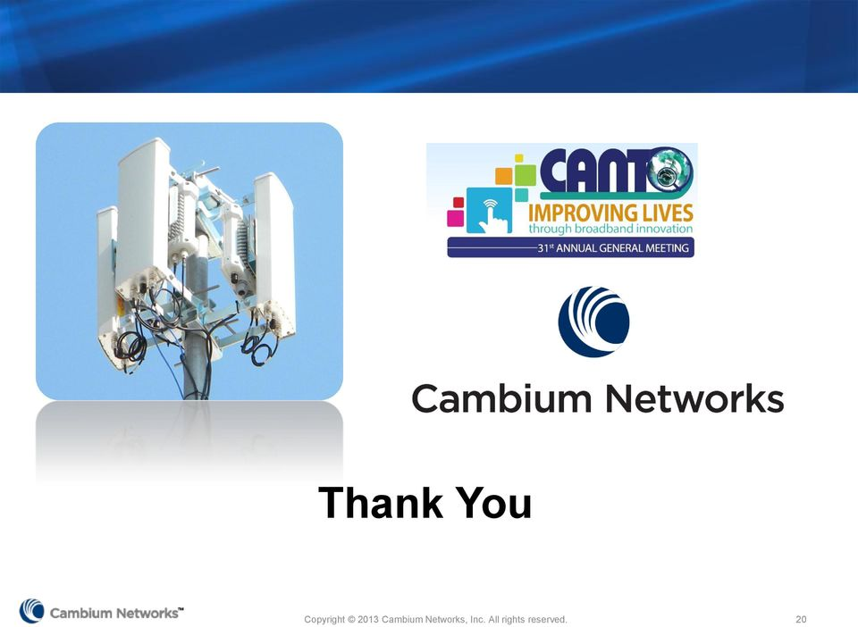 Cambium Networks,