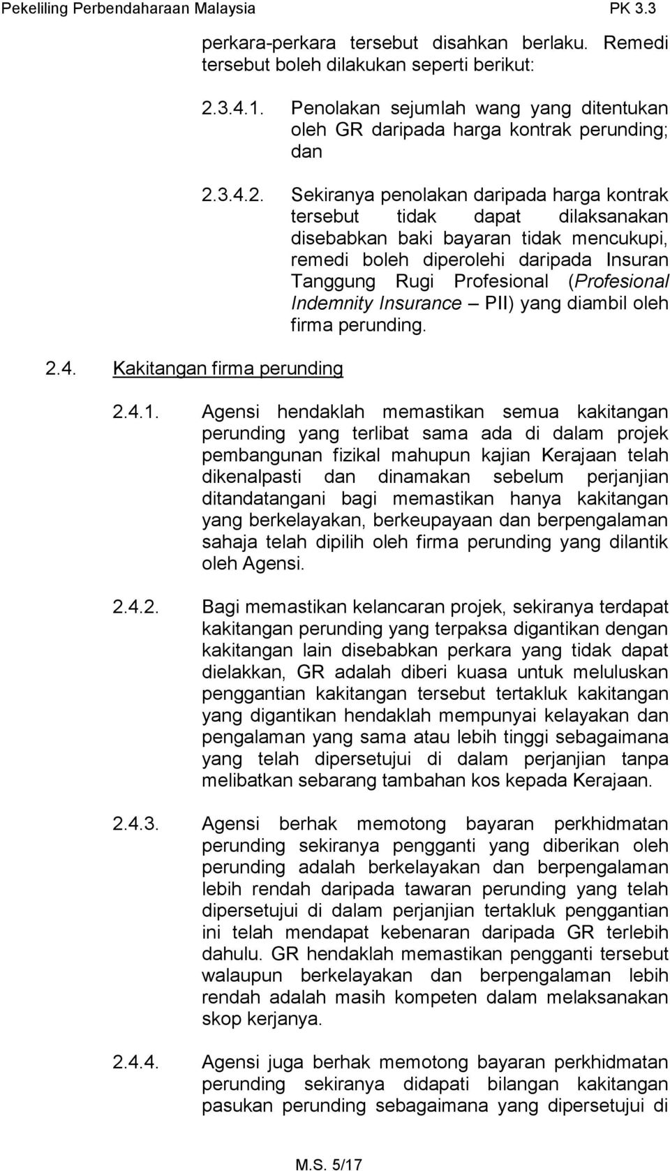 Indemnity Insurance Adalah