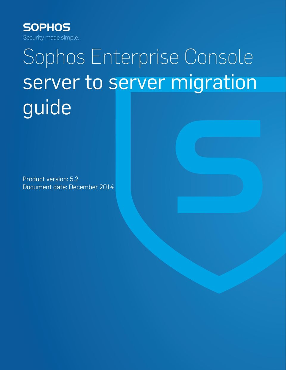 migration guide Product :